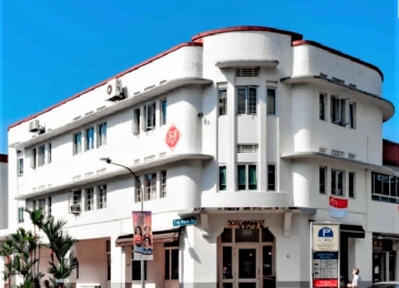 Tiong Bahru - Pre-HDB Housing Estate Rich in History and Charm